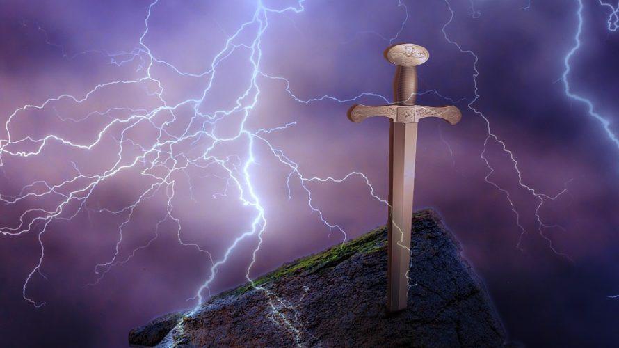 アーサー王伝説 アーサー王は実在したのか?歴史書にみるアーサー王と先祖