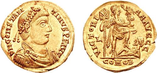 アーサー王と西ローマ皇帝コンスタンティン3世の驚く共通点とは