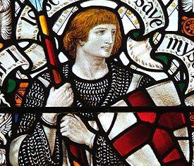 円卓の騎士、聖杯探索で活躍したガラハッド卿