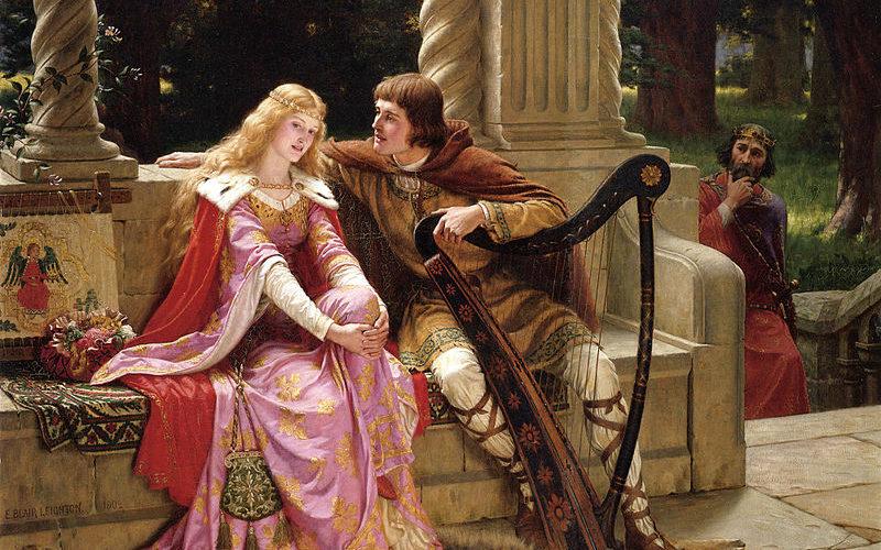 「トリスタンとイゾルデ物語」 あらすじとアーサー王物語への影響について