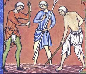 中世ヨーロッパの庶民の服装、農民と農奴(写真と動画付き)