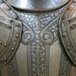 西洋の鎧 各部の構造と名称、画像や動画