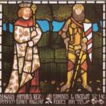 「アーサー王の死」アーサー王とランスロット派に分かれた百年戦争の様な争い
