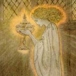 聖杯伝説の起源とアーサー王の聖杯探索との関連