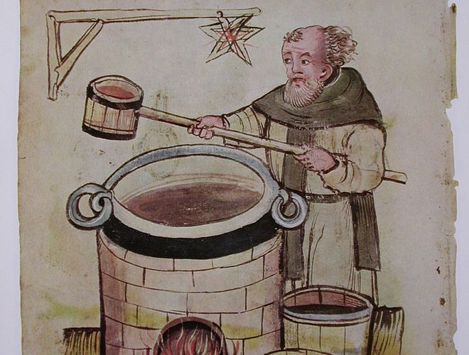 中世ヨーロッパのビールの歴史 粗末で不評の飲み物だった?