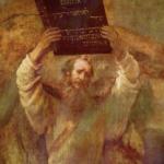 「モーセの十戒」の意味と概要。映画 海を割る有名なシーンが印象的