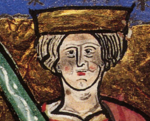 エゼルレッド無思慮王(無策王) ヴァイキングに王位を奪われた王